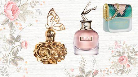 Khám phá những chai nước hoa có thiết kế đẹp như tác phẩm nghệ thuật