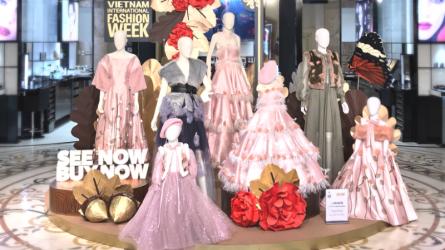 See now Buy now - Khi thời trang không chỉ là ở trên sàn diễn