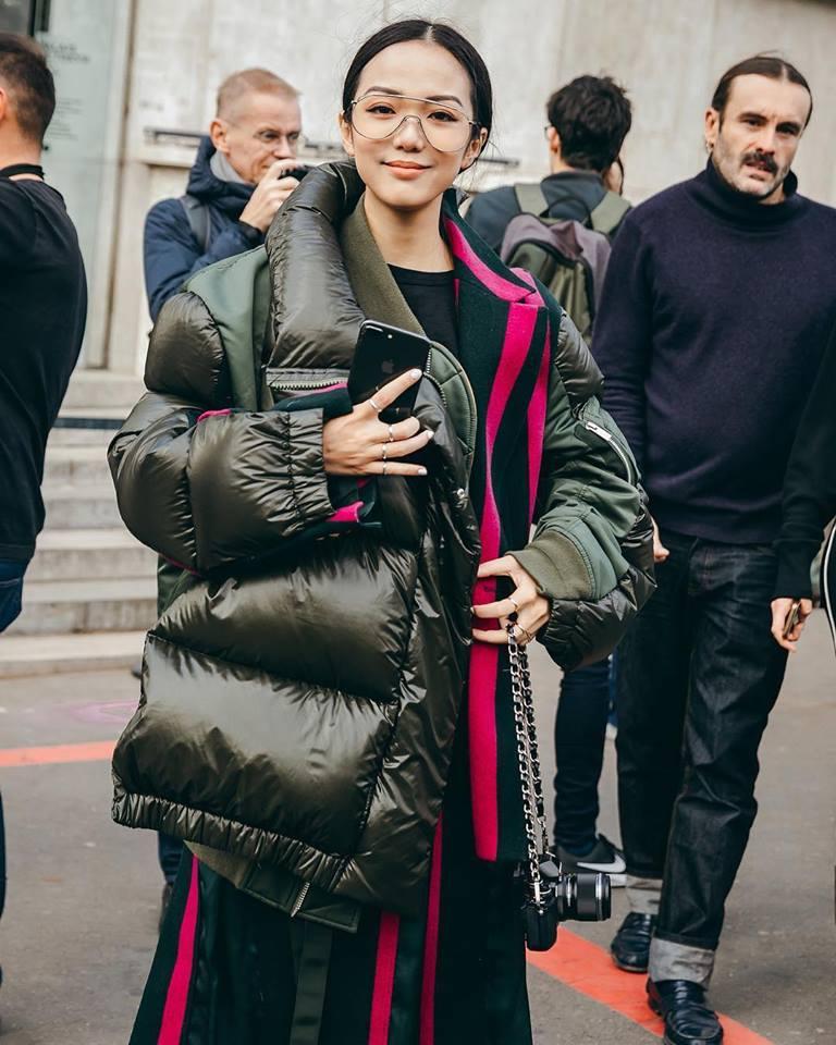 elle việt nam áo khoác mùa đông 16
