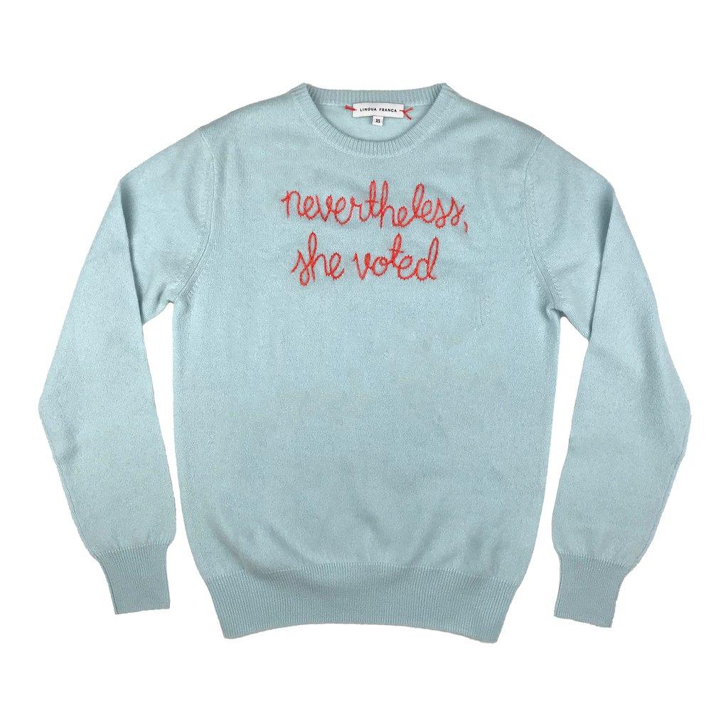 bầu cử trong thời trang