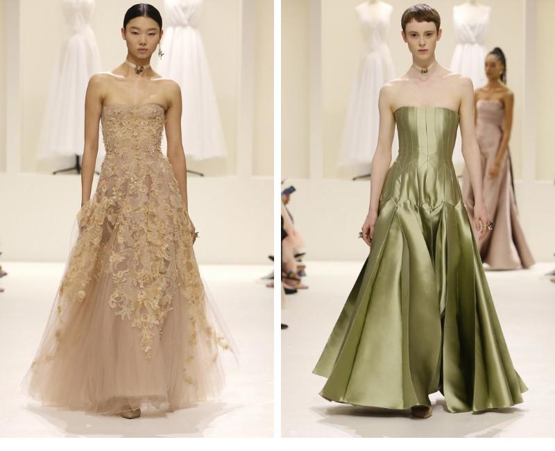 BST haute couture Dior ngành công nghiệp thời trang 13