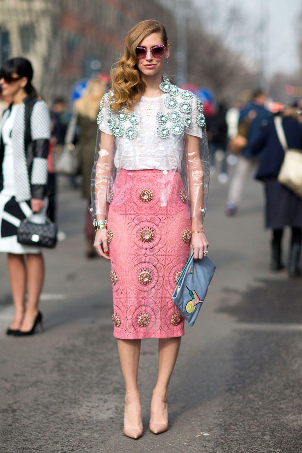 trang phục màu hồng millennial 7