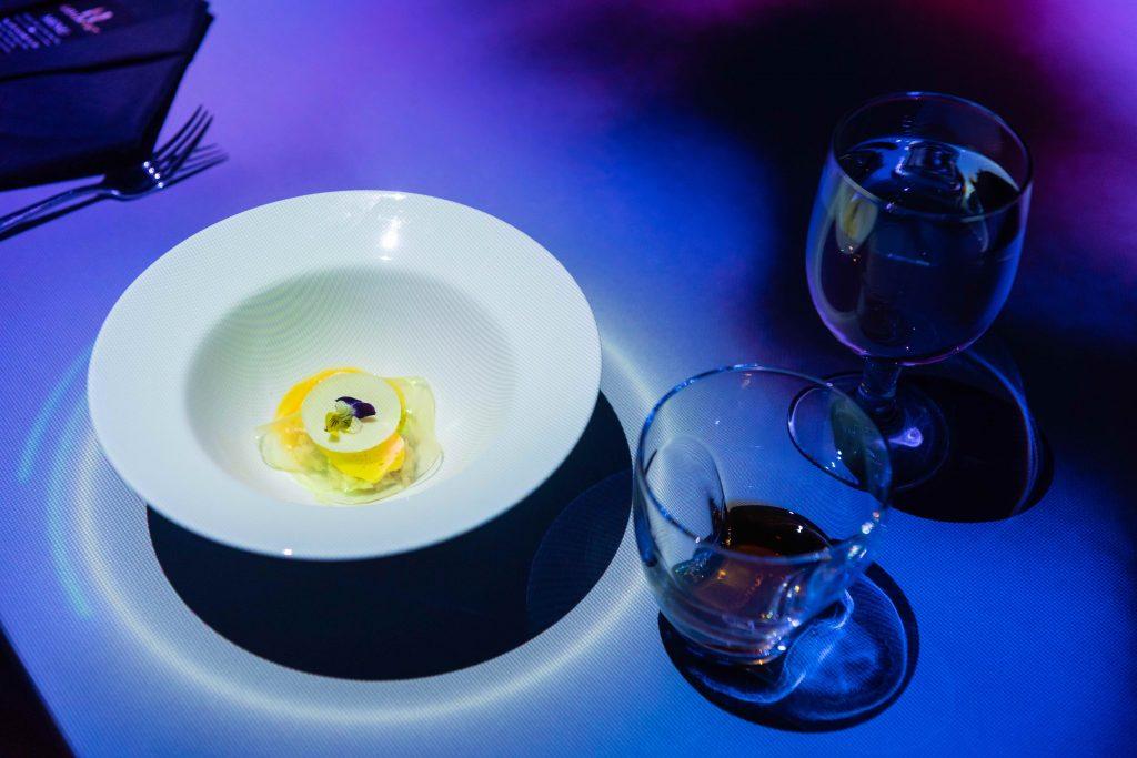 H-Gourmet - Tiệc giao lưu ẩm thực giữa hai đầu bếp nổi tiếng Pháp - Việt 3