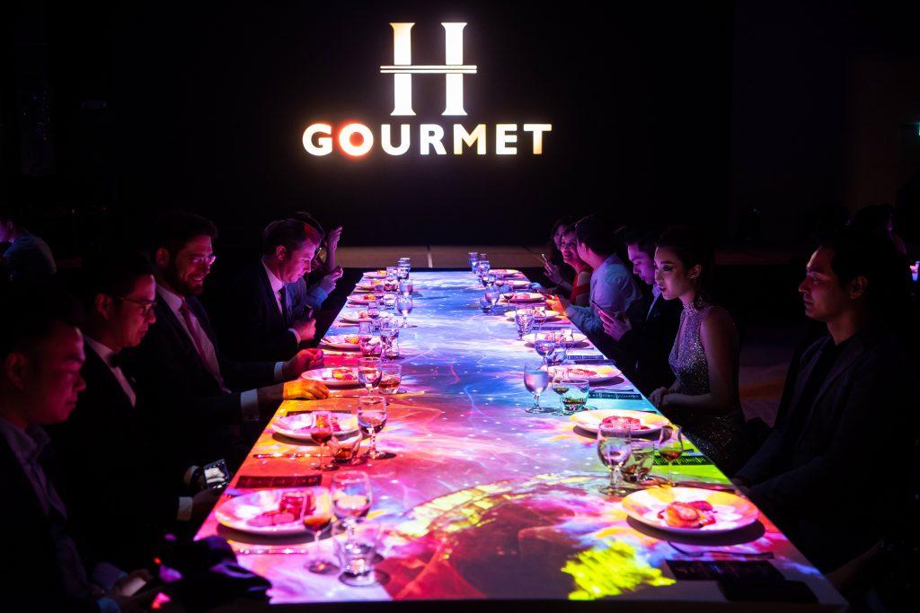 H-Gourmet - Tiệc giao lưu ẩm thực giữa hai đầu bếp nổi tiếng Pháp - Việt