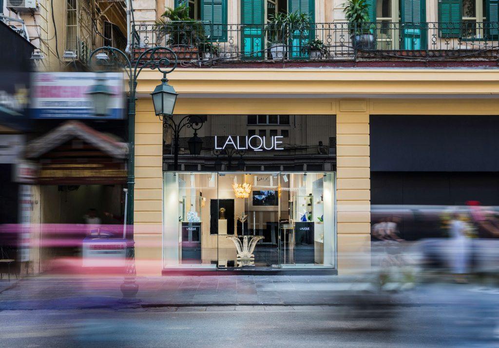 Thương hiệu Lalique khai trương cửa hàng tại Hà Nội