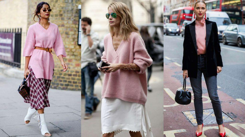 trang phục màu hồng millennial 15