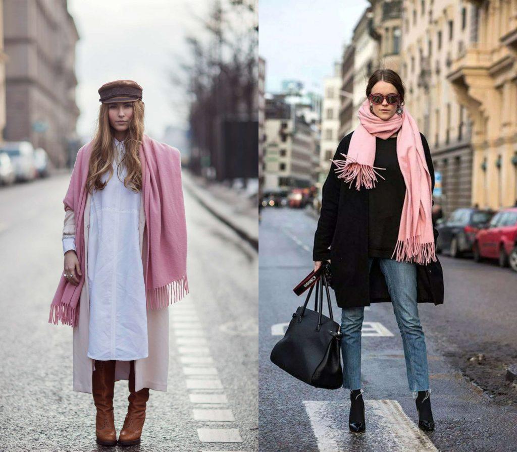 trang phục màu hồng millennial 33