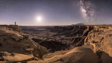 "Vinh danh những bức ảnh chiến thắng cuộc thi ""Astronomy Photographer of the Year"" 2018"