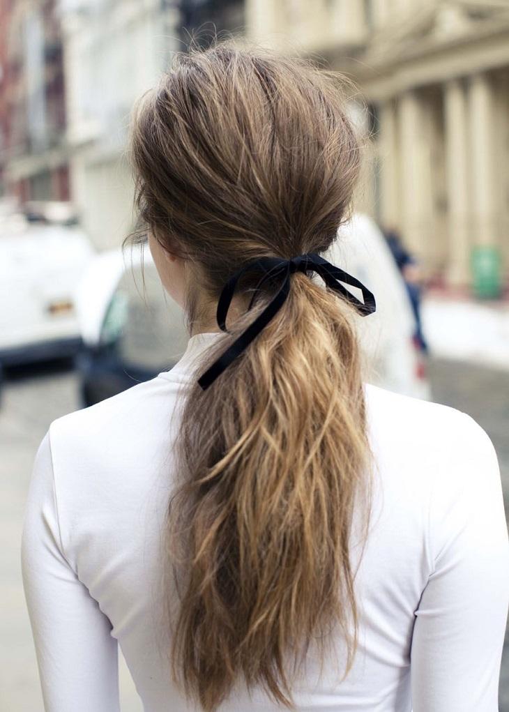 buộc tóc đẹp 04
