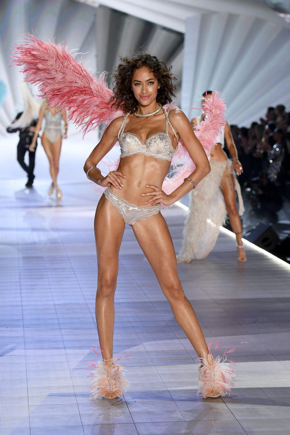 buổi trình diễn Victoria's Secret 2018 2