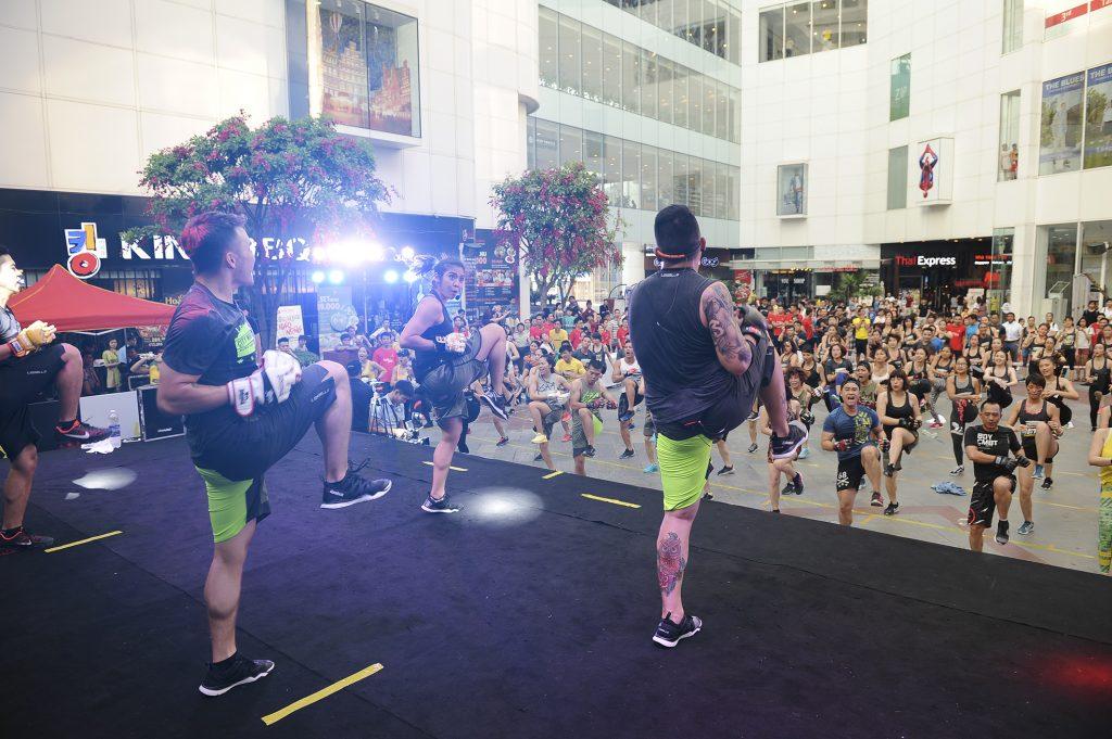 Elite Fitness tổ chức hội thao ngoài trời kết hợp âm nhạc Fit Fess 2018