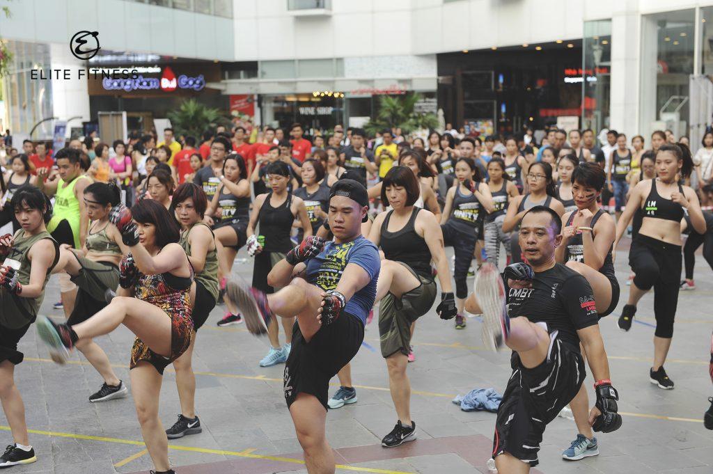 Elite Fitness tổ chức hội thao ngoài trời kết hợp âm nhạc Fit Fess 2018 2