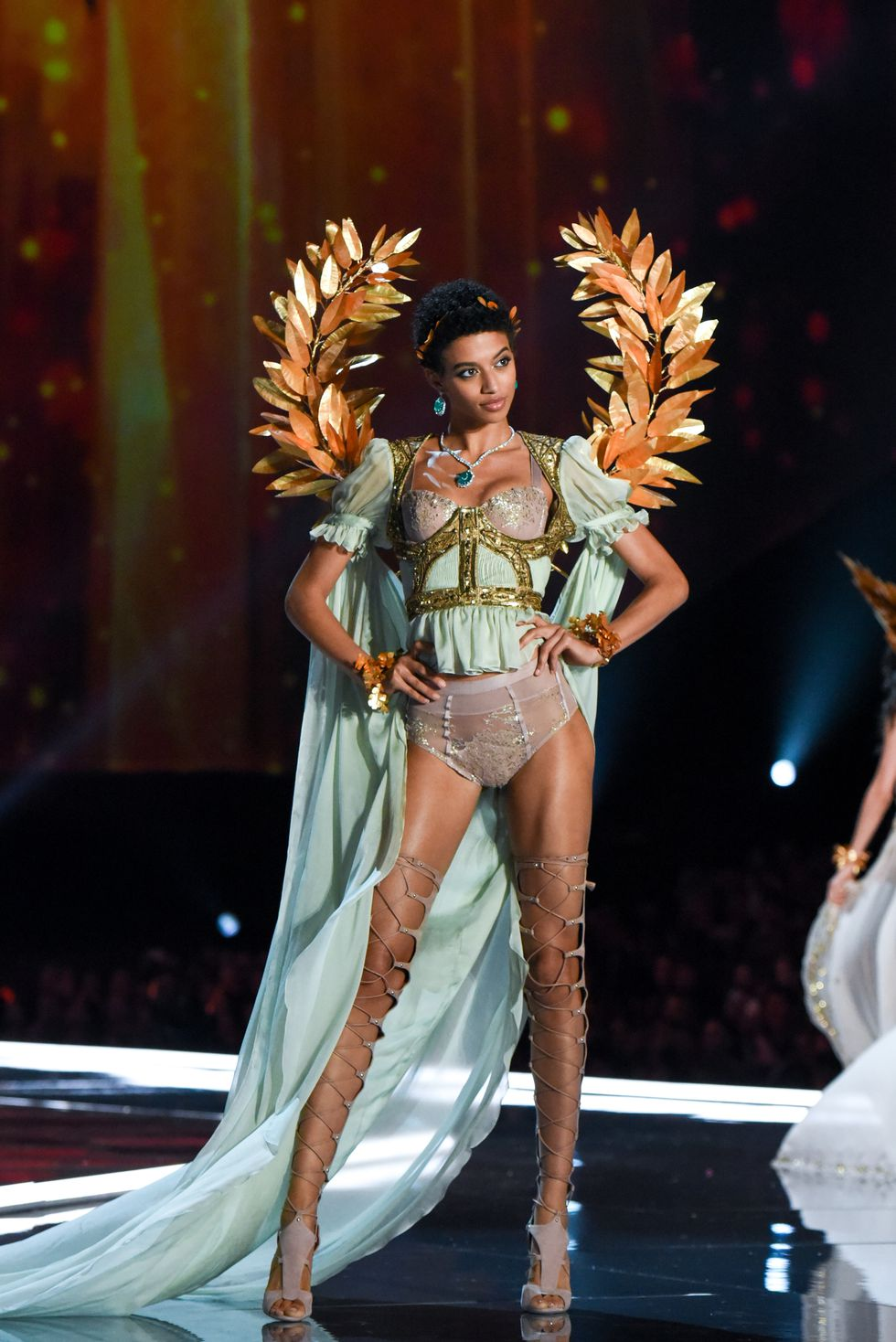 08 thiên thần Victoria's Secret