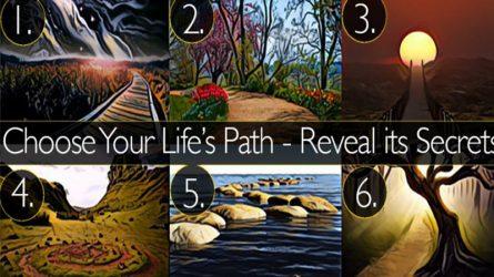 [Trắc nghiệm bản thân] Khám phá triết lý sống của bạn qua hình vẽ con đường