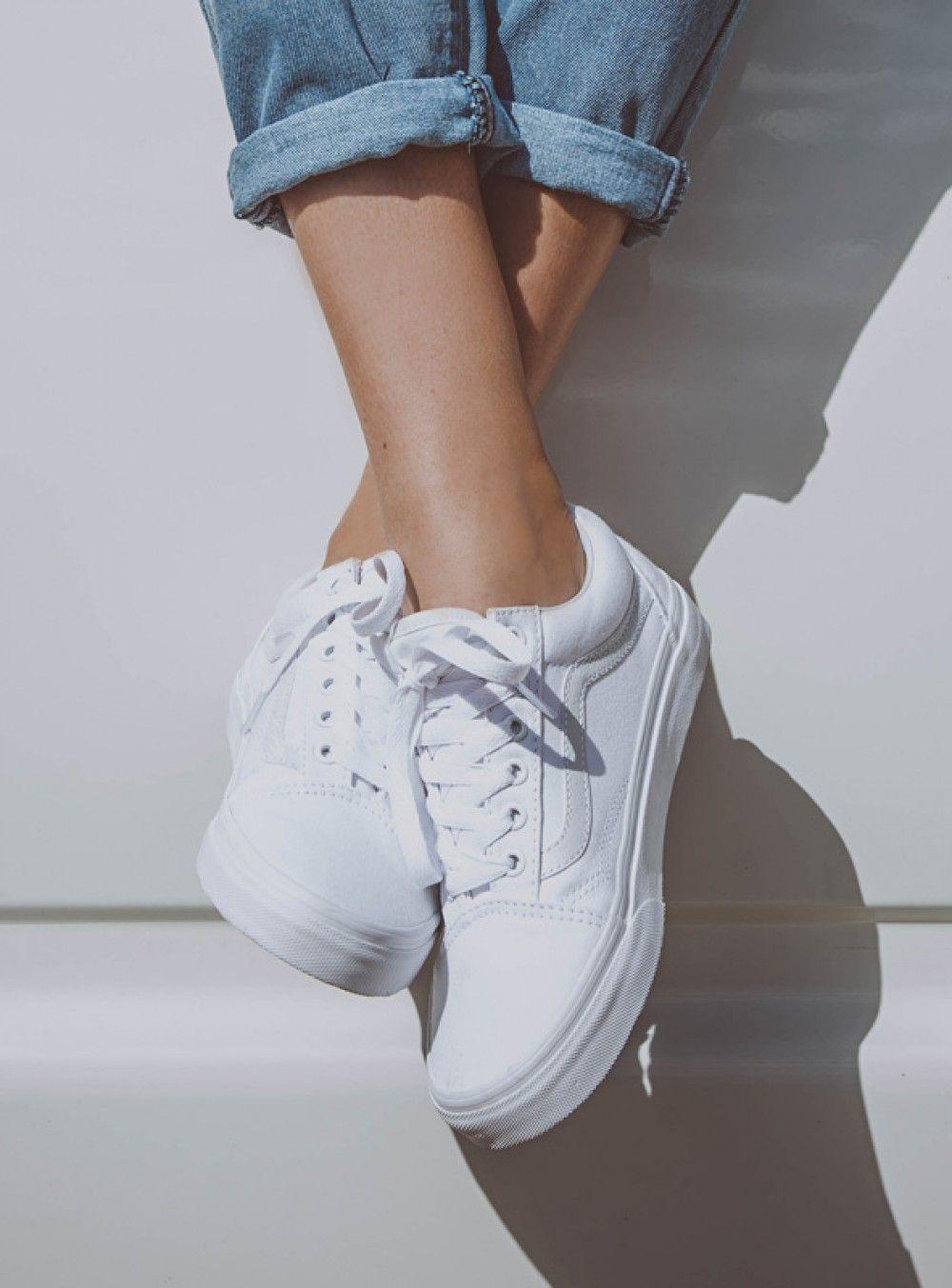 elle việt nam giày tennis trắng 3