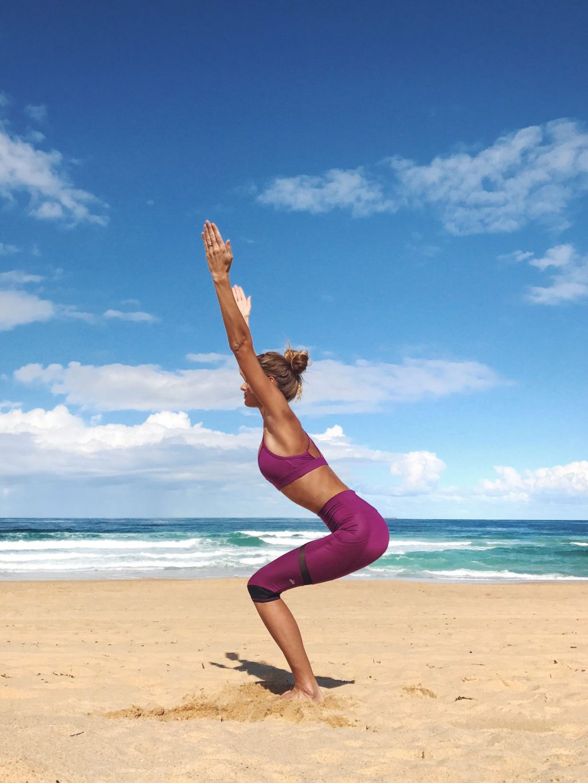 01 bài tập yoga