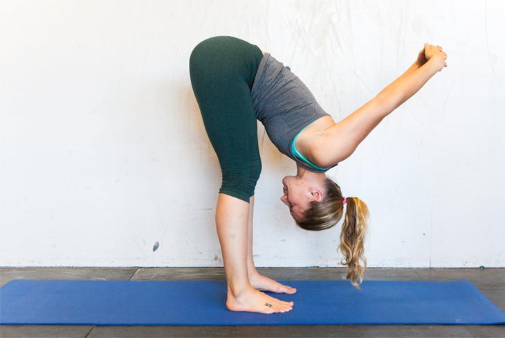 06 bài tập yoga