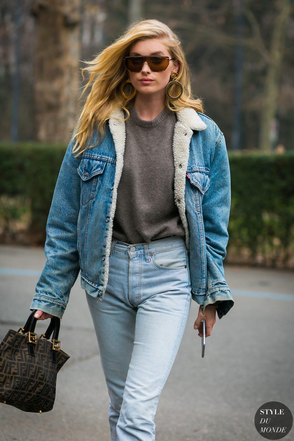 elle việt nam áo khoác mùa đông 28