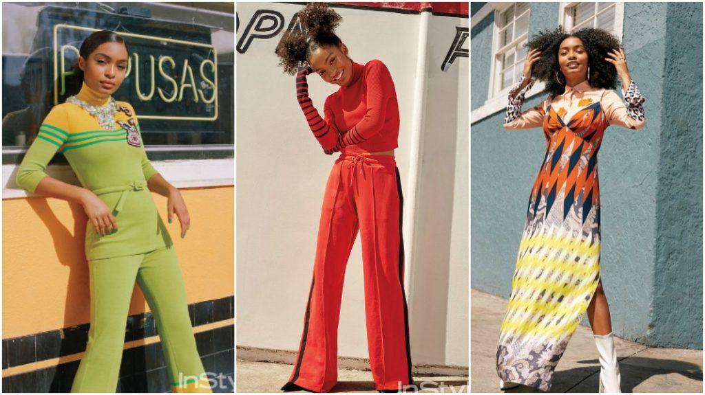 It Girls thế hệ mới thời trang Yara Shahidi