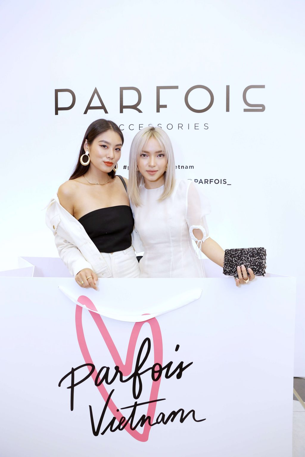 cửa hàng phụ kiện PARFOIS đầu tiên tại Landmark 81 2