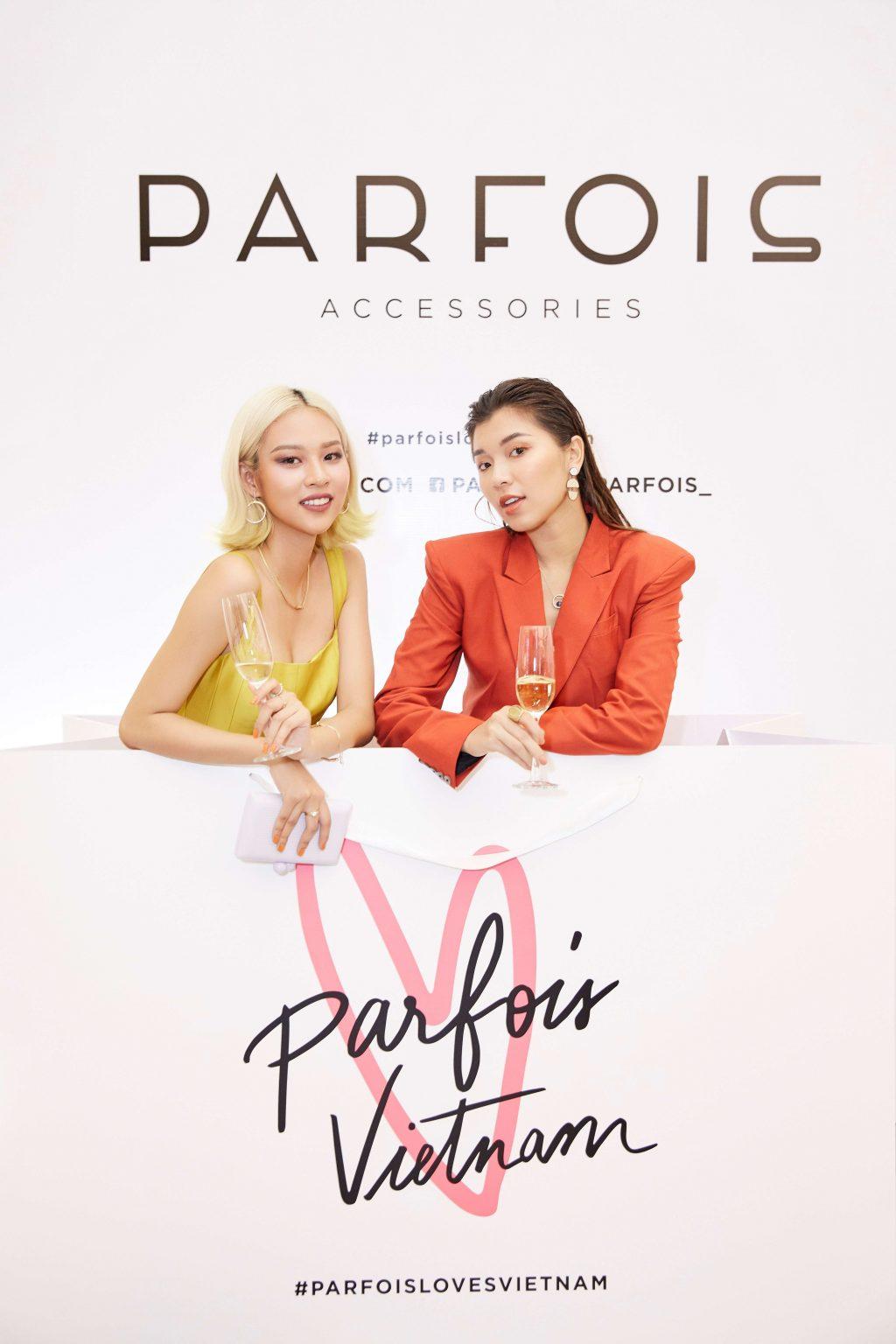 cửa hàng phụ kiện PARFOIS đầu tiên tại Landmark 81 5