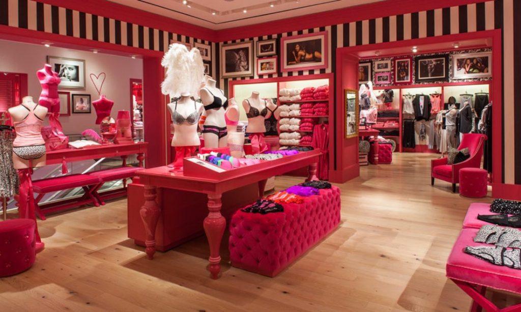 thương hiệu Victoria's Secret sụt giảm doanh thu 06
