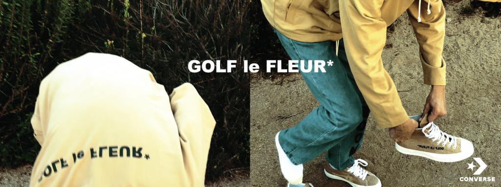 Converse GOLF le FLEUR*