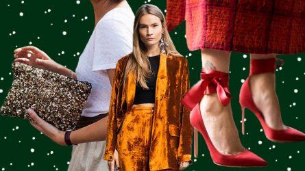Gợi ý trang phục dự tiệc cho nàng lộng lẫy đêm Giáng sinh
