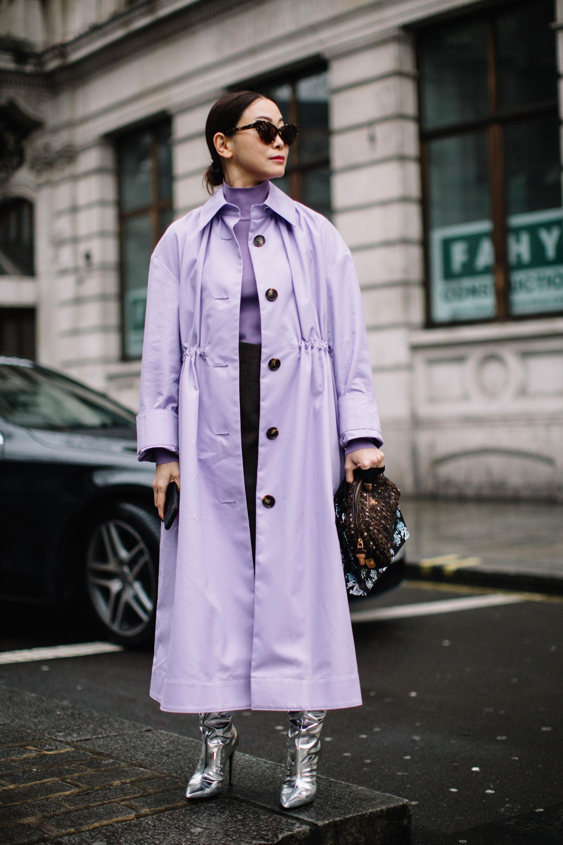 elle việt nam trang phục tím lavender 32