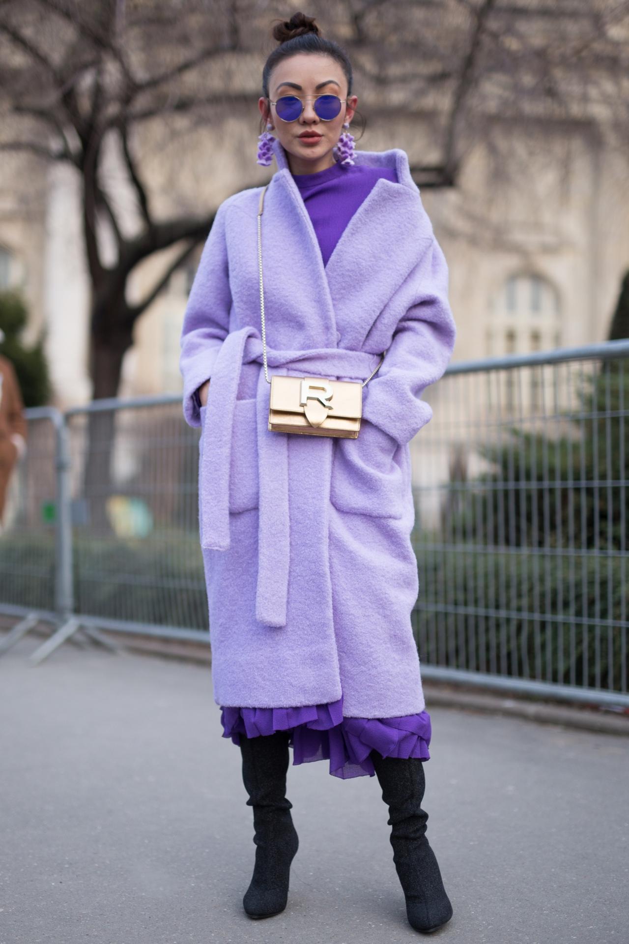 elle việt nam trang phục tím lavender 38