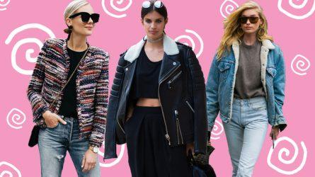 5 kiểu áo khoác bạn cần chuẩn bị cho những ngày sang Đông