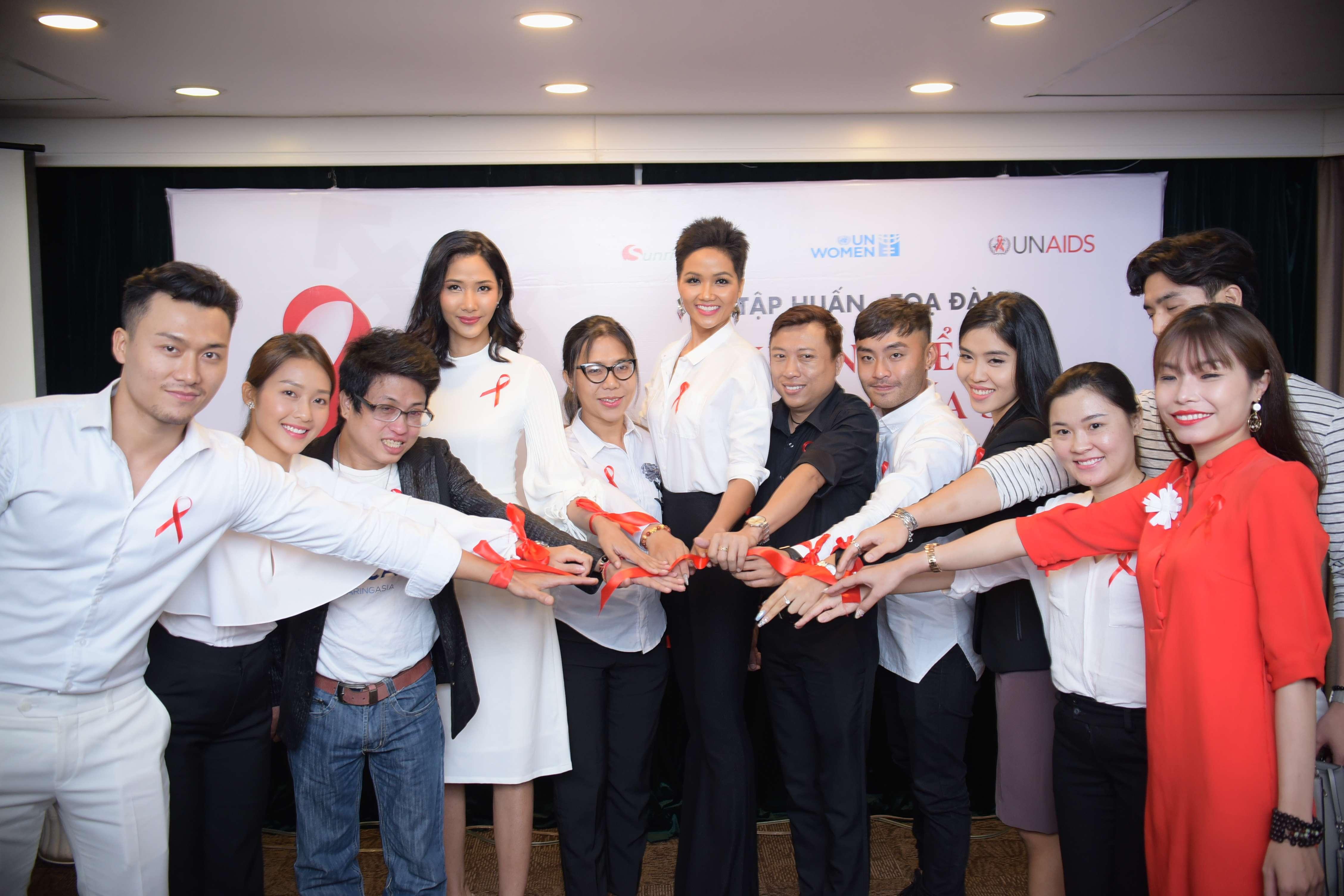 UNWomen – UNAIDS tổ chức tập huấn bình đẳng giới 10