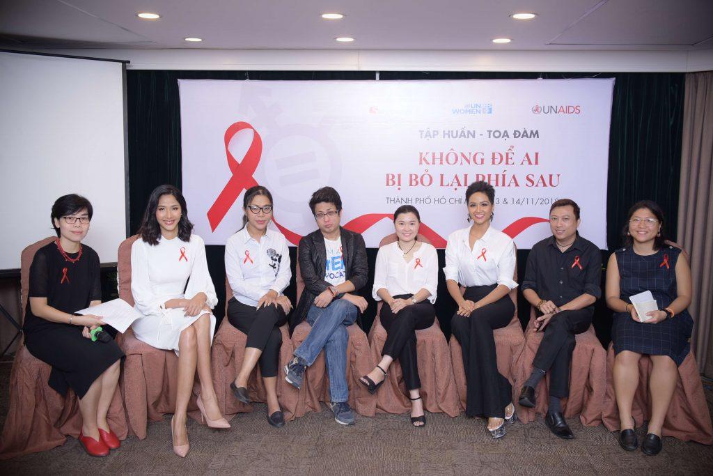 UNWomen – UNAIDS tổ chức tập huấn bình đẳng giới 2
