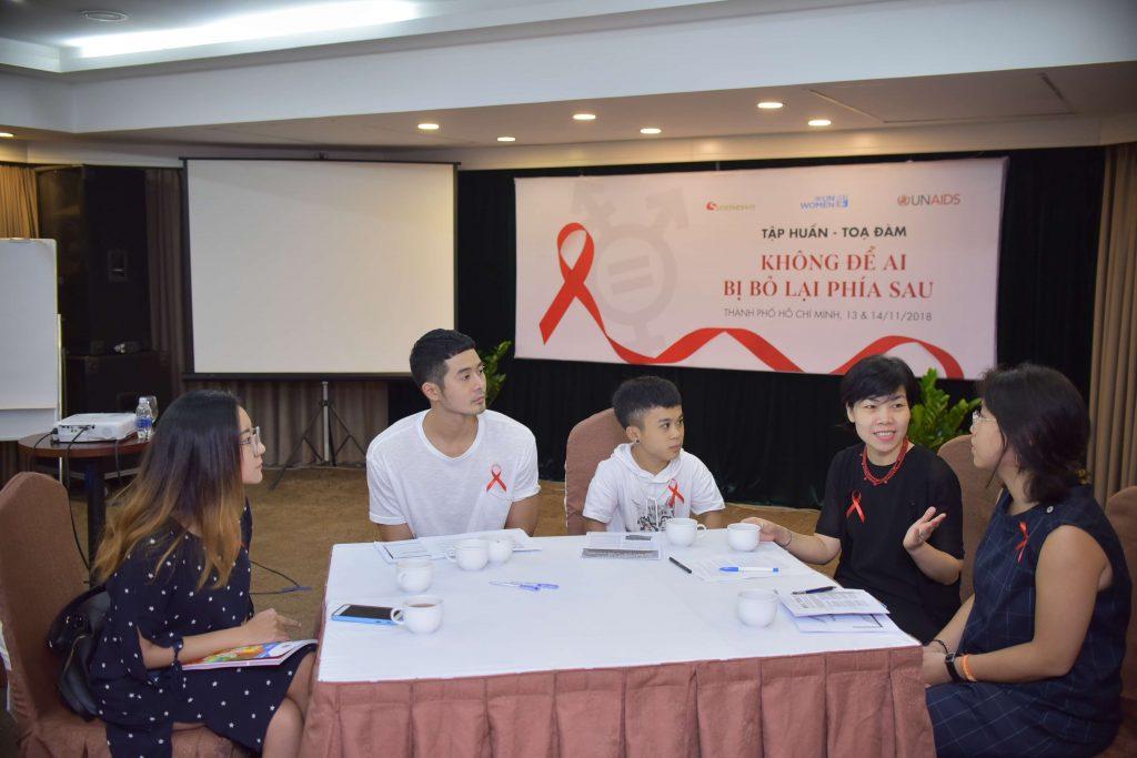 UNWomen – UNAIDS tổ chức tập huấn bình đẳng giới 7