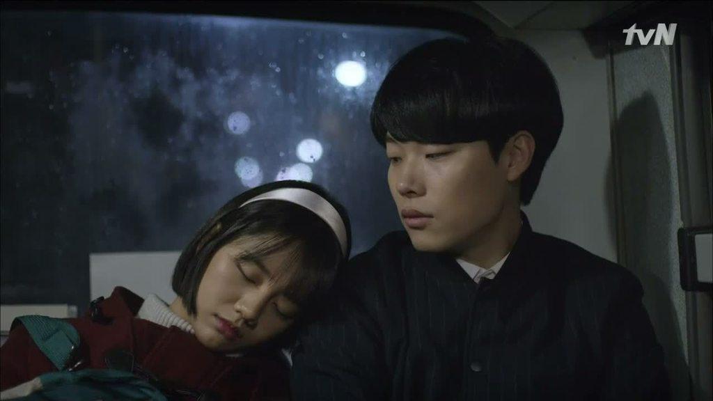 Tình tiết phim Hàn 1