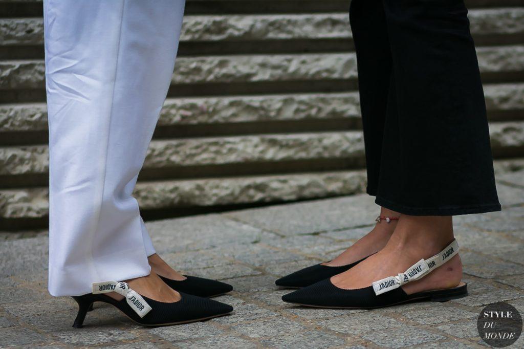 kiểu giày cao gót 2