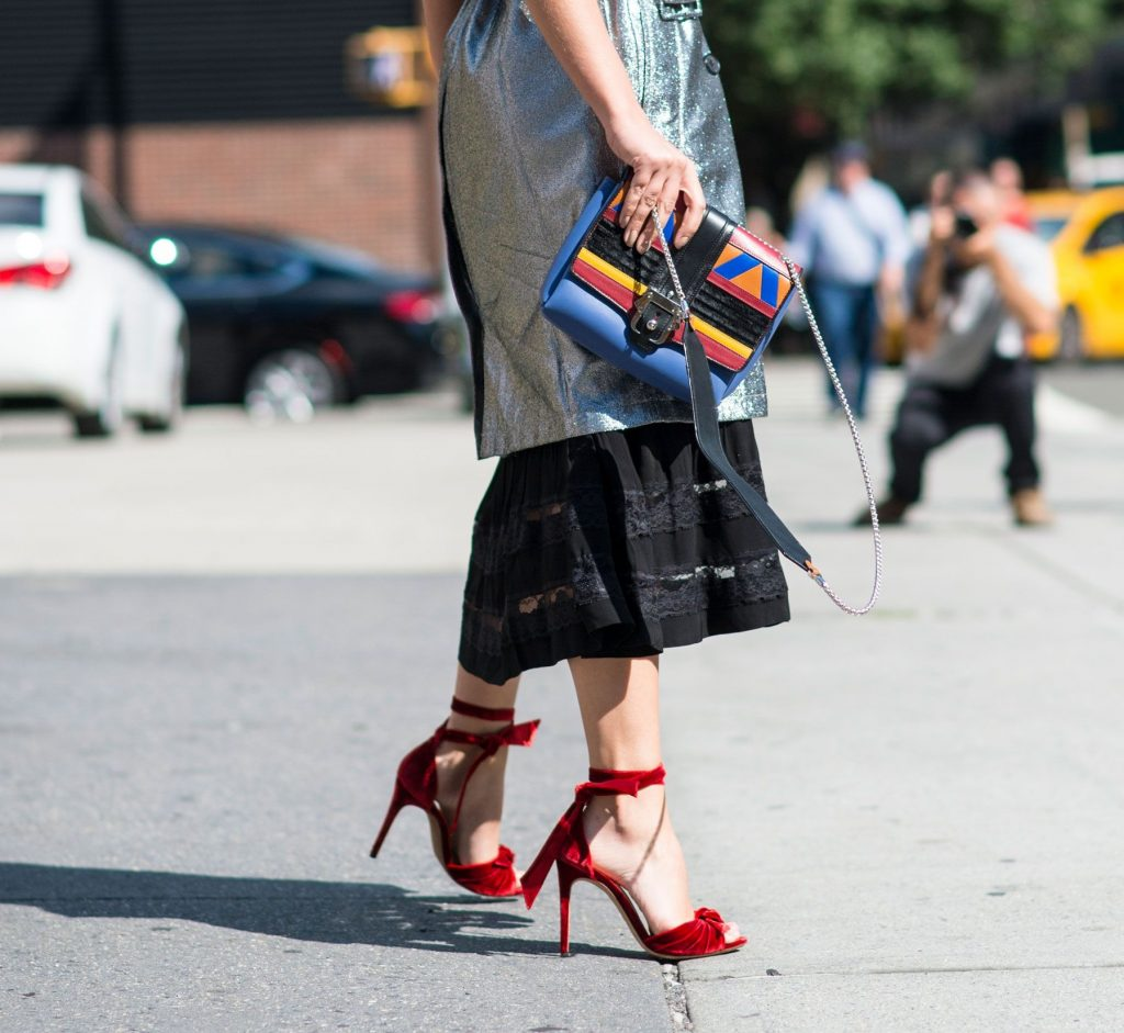 kiểu giày cao gót 6