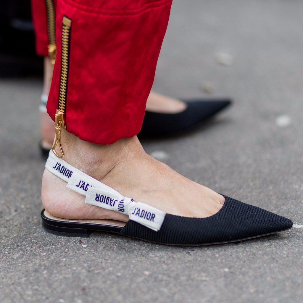 kiểu giày đế bệt 3