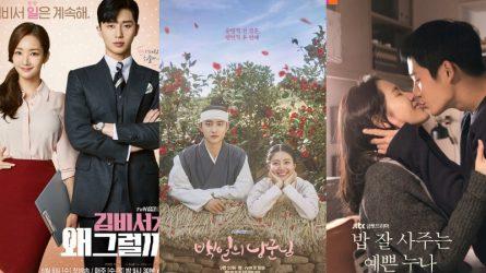 Những bộ phim Hàn Quốc bạn nên xem trước khi kết thúc 2018
