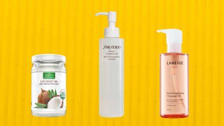 7 loại dầu rửa mặt cho làn da sạch sâu và ẩm mướt