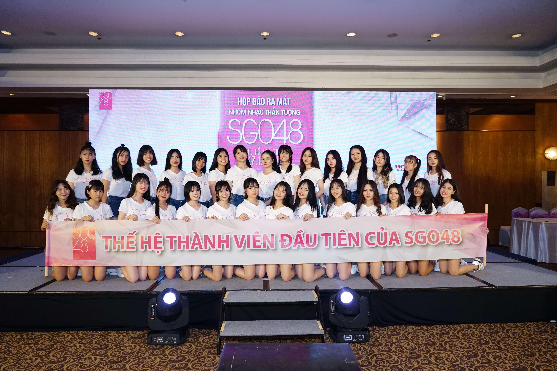 nhóm nhạc thần tượng nữ SGO48 4