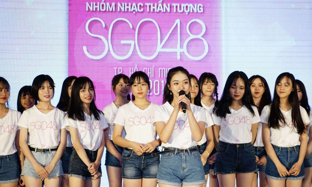 nhóm nhạc thần tượng nữ SGO48 6