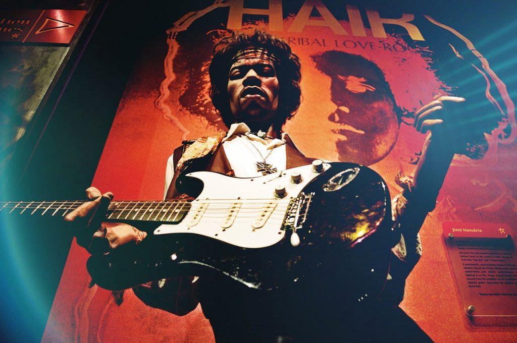phim tai lieu am nhac - Jimi Hendrix