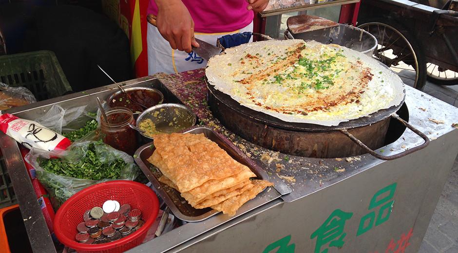 ELLE Vietnam ẩm thực đường phố Thượng Hải