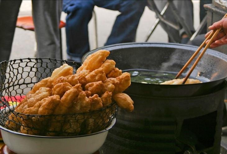 ELLE Vietnam món ăn đường phố Thượng Hải 5