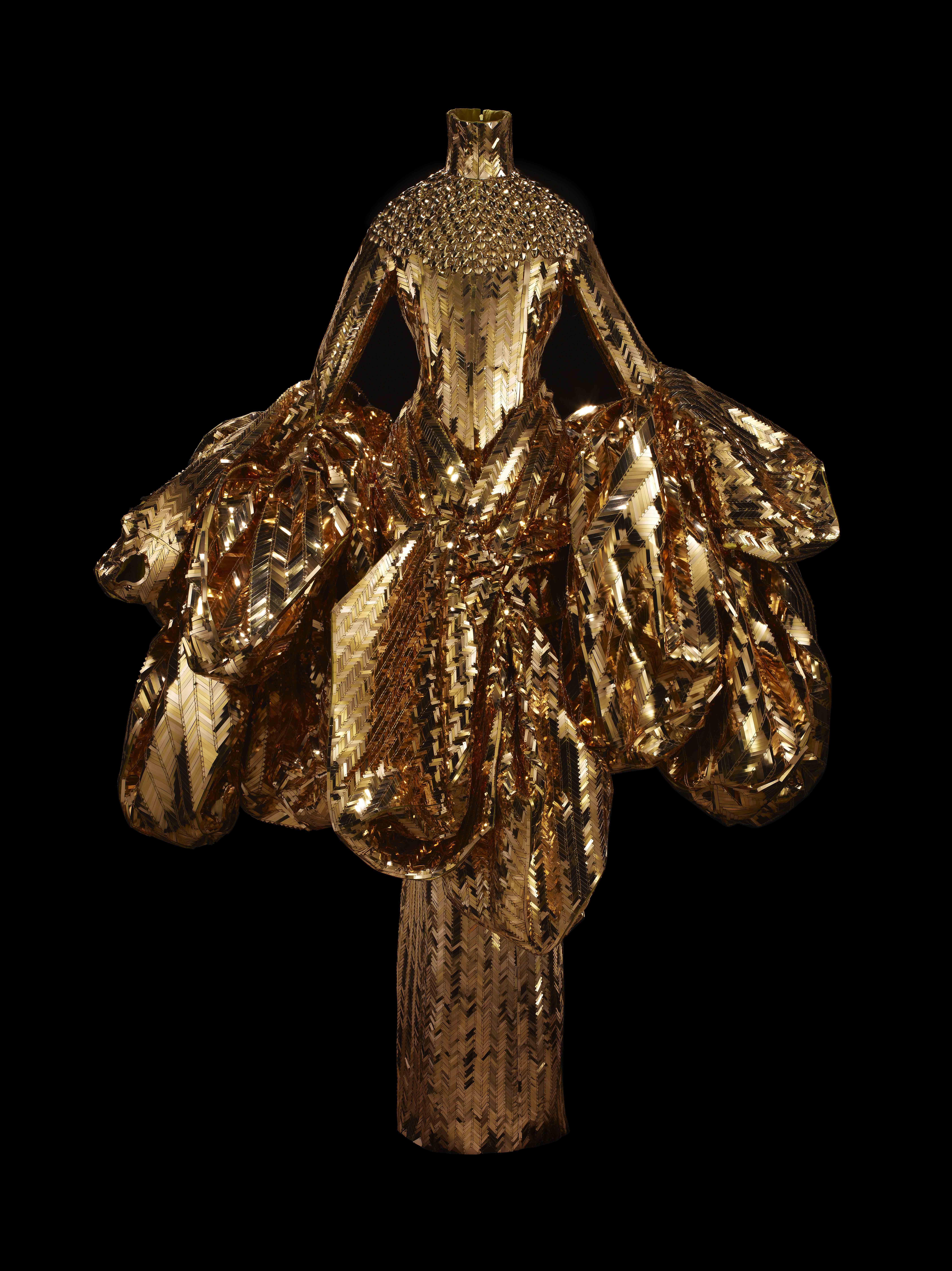 buổi triển lãm Dior John Galliano