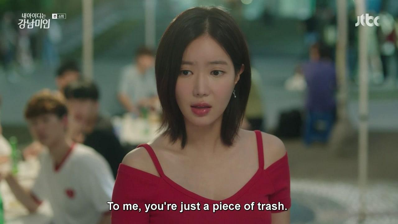 nu quyen trong phim Gangnam Beauty