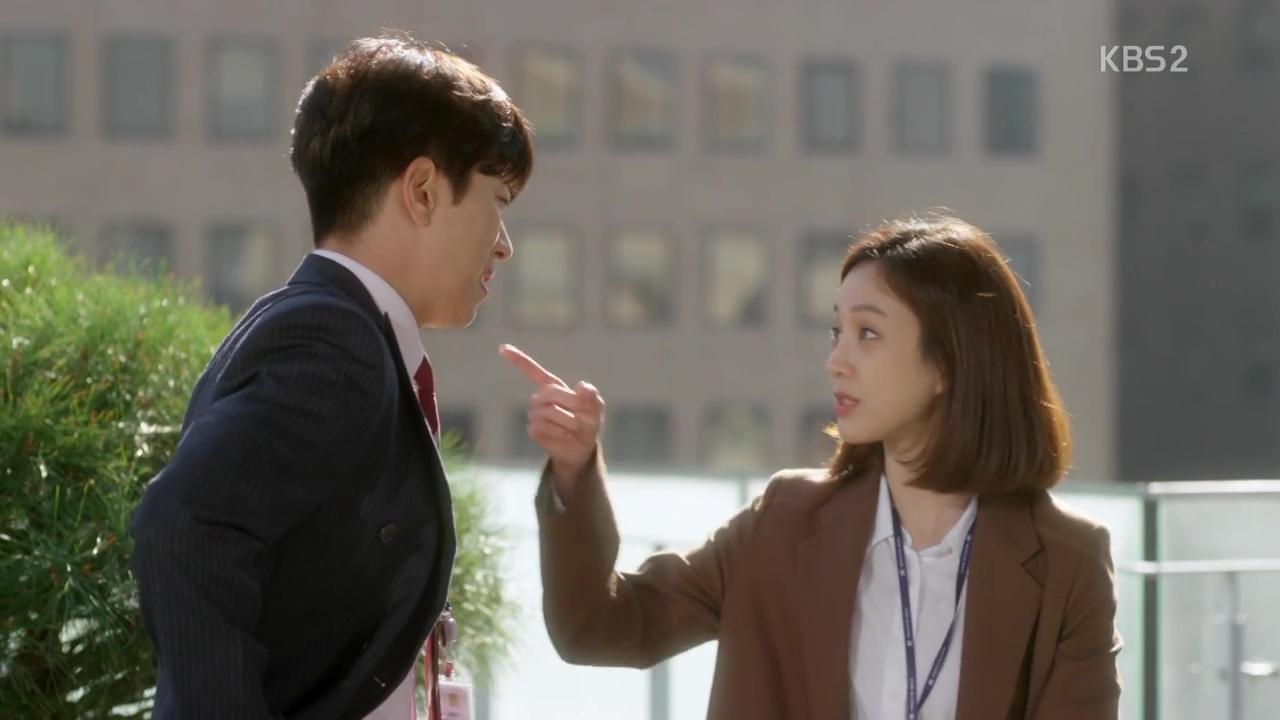nu quyen trong phim Han JRW