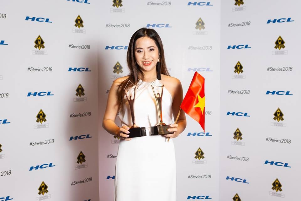 Newday Media JSC đạt cúp vàng giải thưởng Stevie® Awards