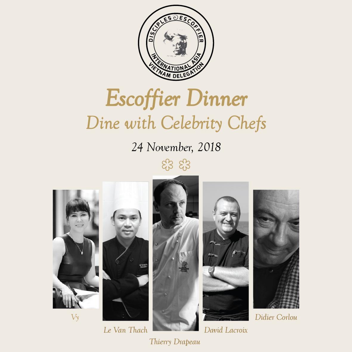 Hotel Royal Hoi An giới thiệu sự kiện bữa tối Escoffier 3